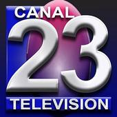 Canal 23 Gdl icon