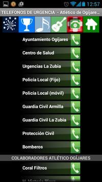 Fiestas Ogíjares 2015 screenshot 4