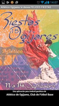 Fiestas Ogíjares 2015 poster