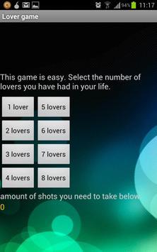 Drinking Games Lite screenshot 2