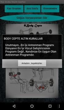 Body Cepte screenshot 7
