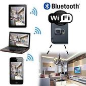 Camara espia blueooth/wifi icon