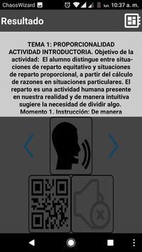 QR & Voz apk screenshot