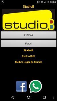 StudioB poster