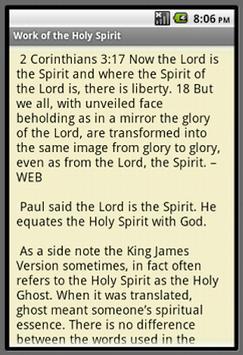 Faith Point Holy Spirit screenshot 2
