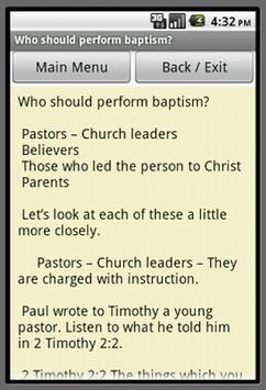 Faith Point Ordinances screenshot 5
