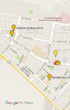 Turismo en Nuevo Chimbote apk screenshot