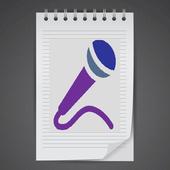 Voz a texto y texto a voz icon