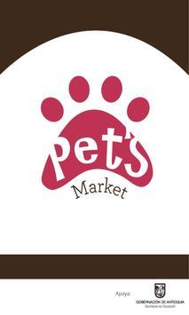 Pets Market poster
