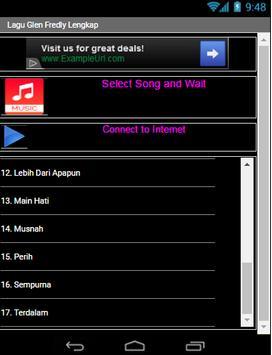 Lagu ANDRA AND THE BACKBONE screenshot 2