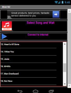 BLINK 182 All Song screenshot 2