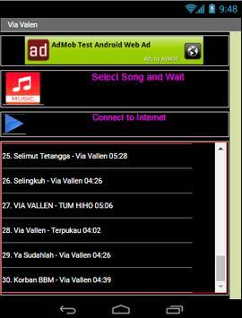 VIA VALLEN Lengkap screenshot 4