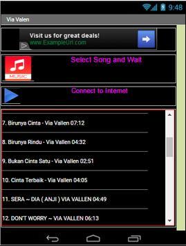 VIA VALLEN Lengkap screenshot 1