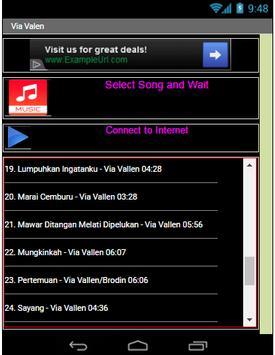 VIA VALLEN Lengkap screenshot 3