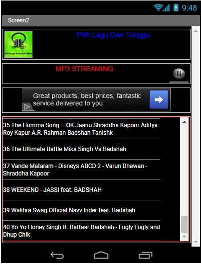All Songs BADSHAH Mp3 for Android - APK Download
