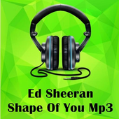 Ed Sheeran Shape Of You Mp3 आइकन