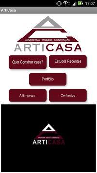 ArtiCasa poster