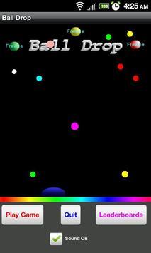 Ball Drop LITE poster