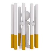 Bye smoke icon