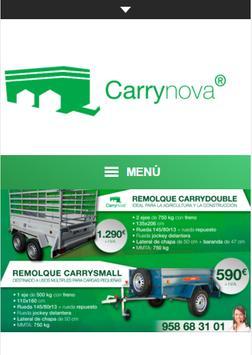 Carrynova poster