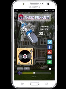 RADIO ERA ARYA screenshot 2