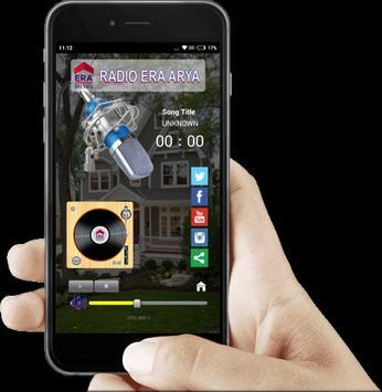 RADIO ERA ARYA screenshot 3