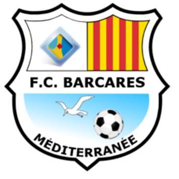 F.C.Barcarès Méditerranée poster