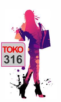 TOKO 316 poster
