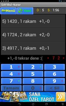 Find the Number apk screenshot