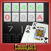 Countjack  Blackjack Tool icon