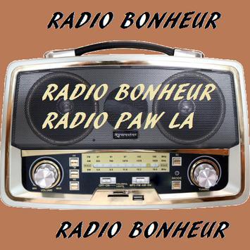 Radiobonheurky poster