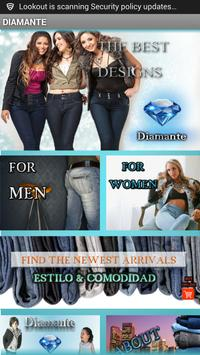 Diamante Jeans screenshot 2