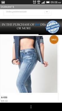 Diamante Jeans screenshot 4