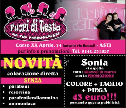 Fuori di testa Sonia & Franco poster