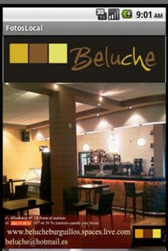 Beluche cafe-bar Burguillos screenshot 1