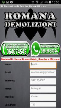 Romana Demolizioni screenshot 3