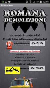 Romana Demolizioni screenshot 1