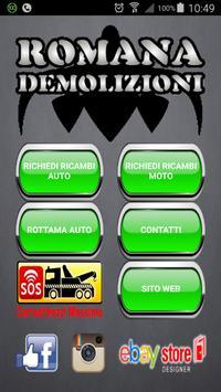 Romana Demolizioni poster