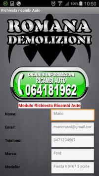 Romana Demolizioni apk screenshot
