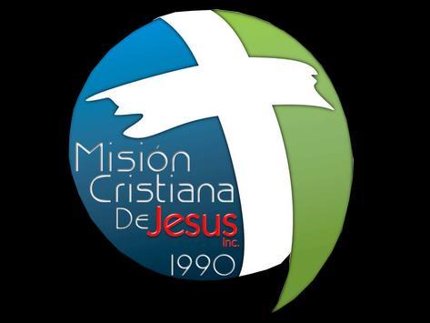 Iglesia MCDJ poster