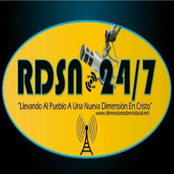 RDSN 24/7 poster