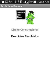 Concurso INSS Diogo screenshot 4