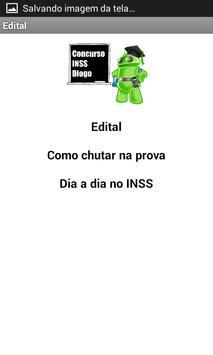 Concurso INSS Diogo screenshot 8