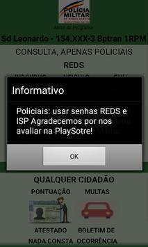 Reds, ISP, Detran screenshot 1