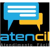 Atencil icon