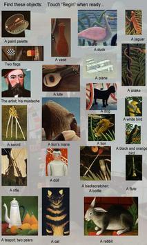 Henri's Hidden Objects (Lite) poster
