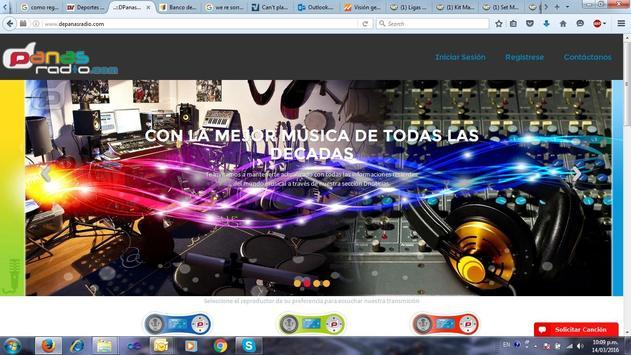 dpanasradio poster