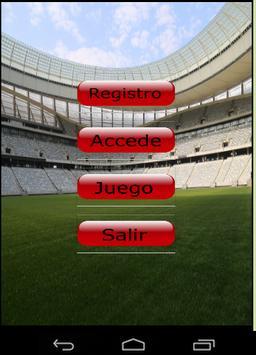 Vive Fútbol poster