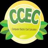 Computer Electric Cost Calc icon