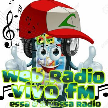 WEB RADIO VIVO FM poster